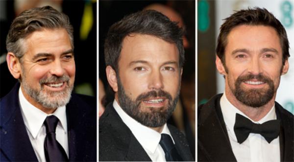 tipos de barba para rosto triangular