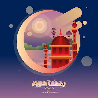 سكرابز رمضان كريم