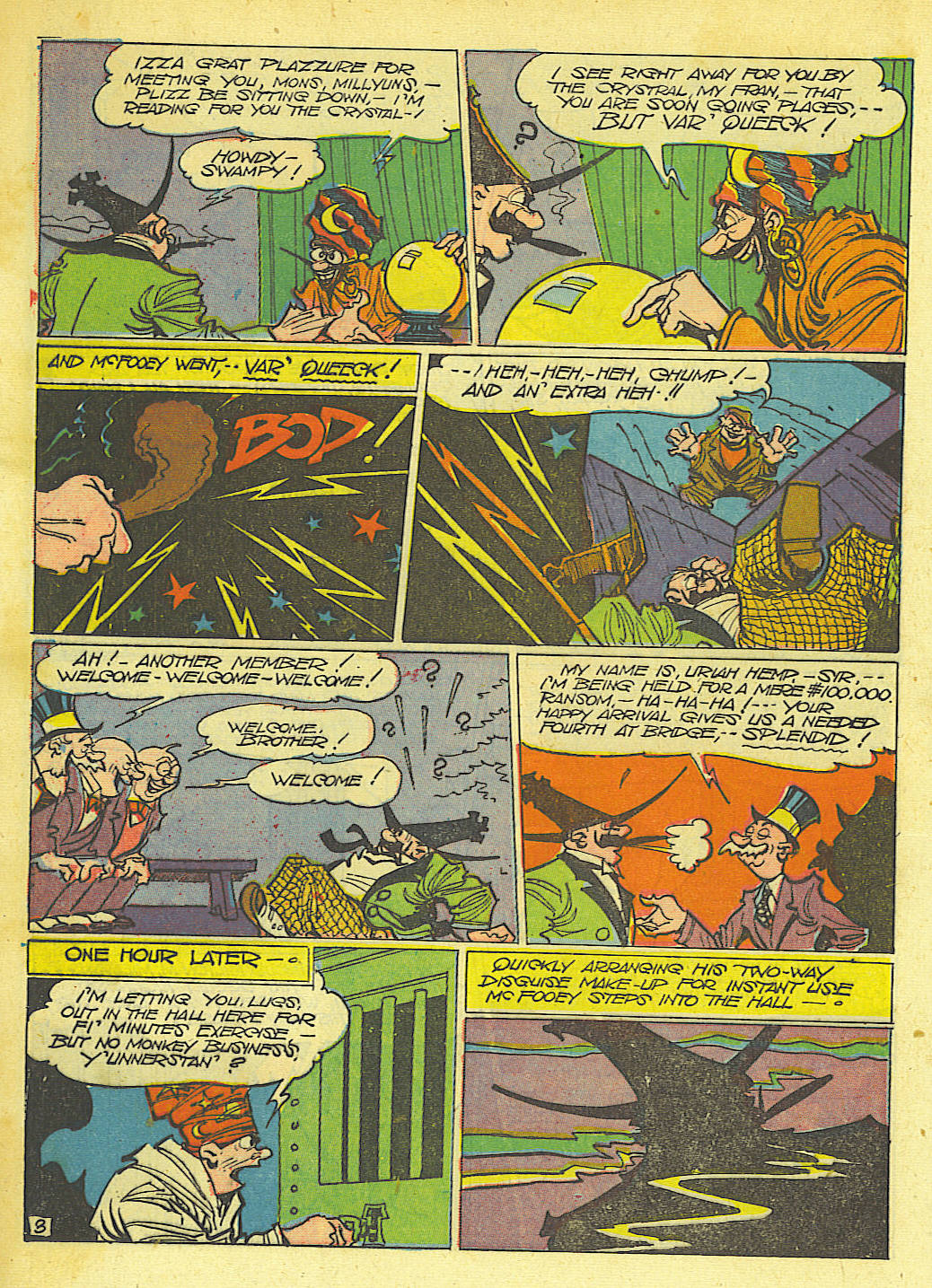Read online Action Comics (1938) comic -  Issue #67 - 30