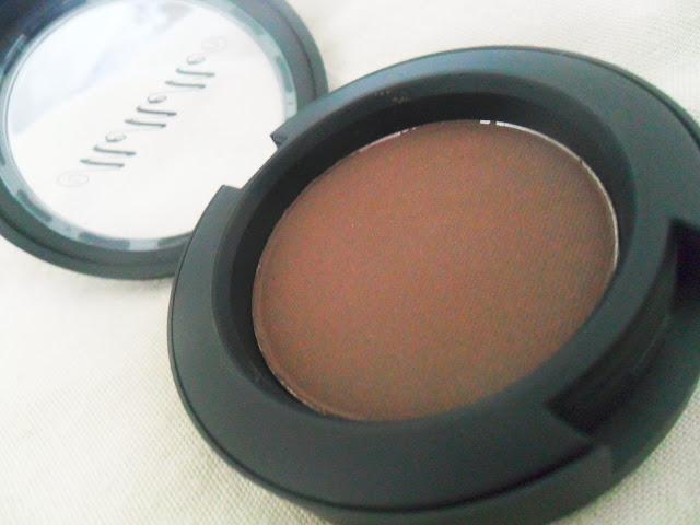 MeMeMe Cosmetics Mocha eyeshadow