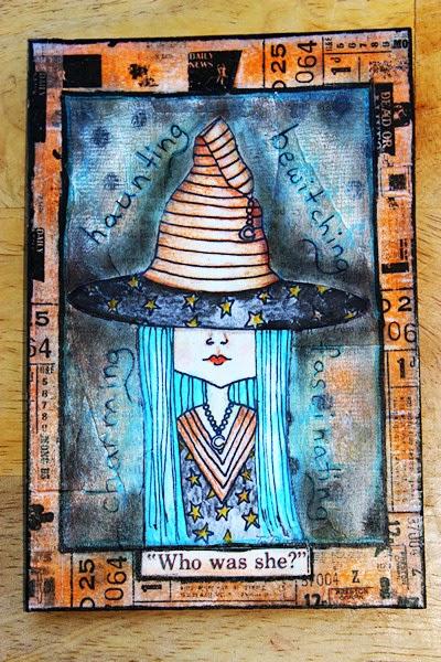 Who Was She by Tori Beveridge