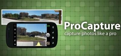 aplikasi kamera ProCapture