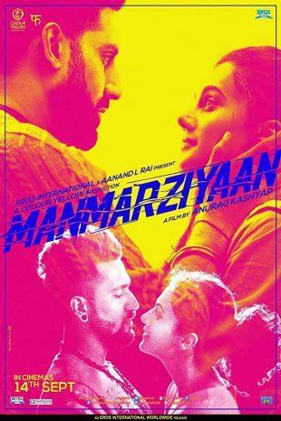Manmarziyaan 2018 Full Hindi Movie Download HDRip 480p 300Mb