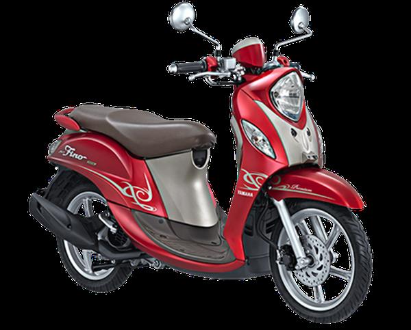 Warna Baru Yamaha Fino 125 2017 Versi Premium dan Sporty