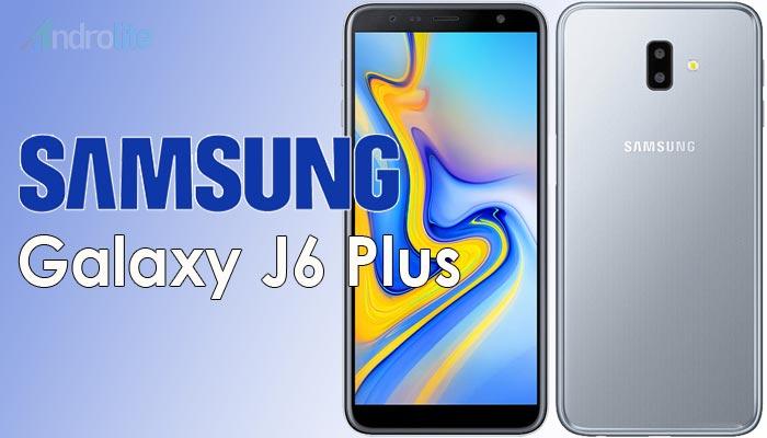 Harga Samsung Galaxy J6 Plus (J6+)