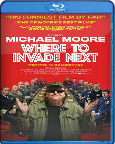 Where to Invade Next [BD25] [2015] [Subtitulado]