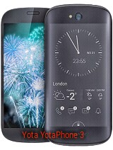 Yota YotaPhone 3 Review With Specs, Features And Price