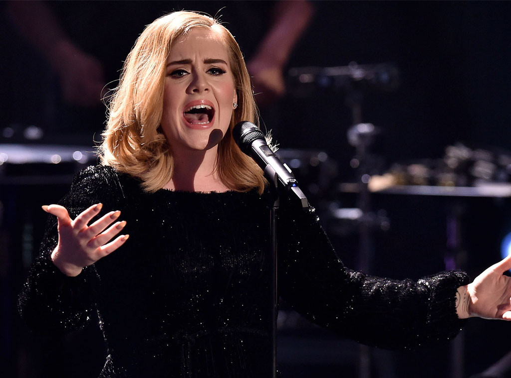 "Adele presenta ""When We Were Young"" y ""All I Ask"" en The Ellen DeGeneres Show"