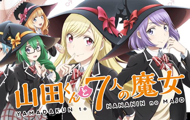 Yamada-kun to 7-nin no Majo Sub Indo