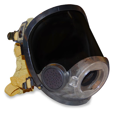 MASKhaze Simulated Smoke Training Tool,