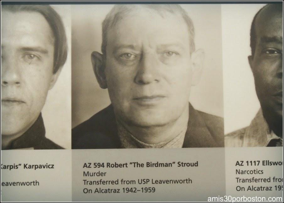 """La Prisión de Alcatraz: Prisioneros Más Famosos """"The Birdman"""""""