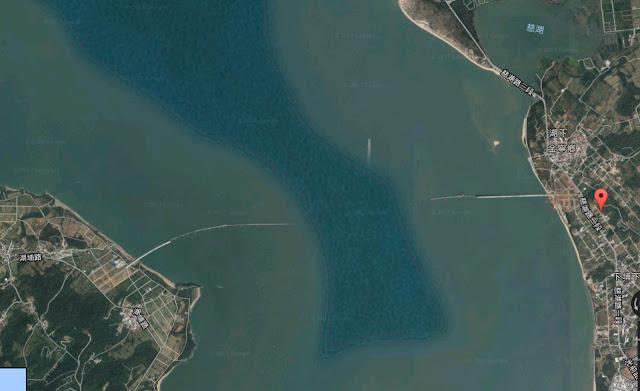 金門大橋工程縮時攝影