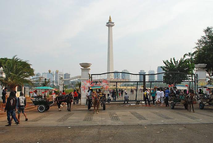 Exterior de la plaza Merdeka