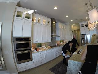Toscana Isles new luxury model home kitchen