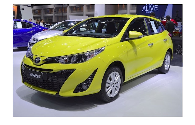 Toyota All new Yaris 2018