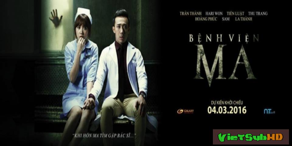 Phim Bệnh Viện Ma Trailer VietSub HD | Benh Vien Ma 2016