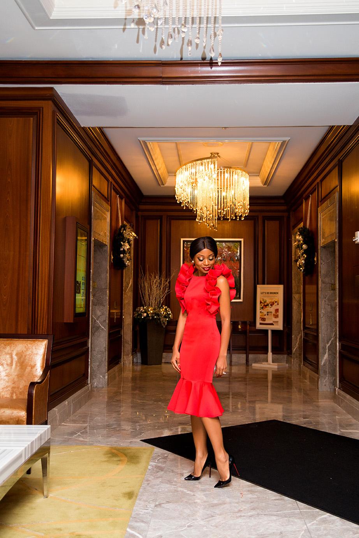 Red dress, www.jadore-fashion.com