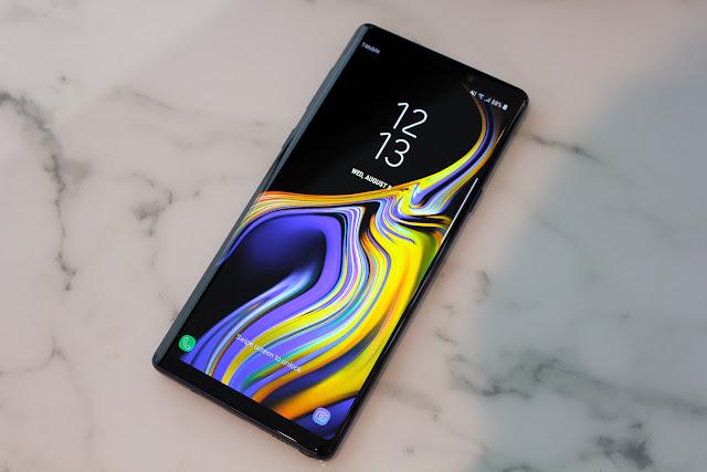 แจก Samsung Galaxy Note 9 Official Wallpapers