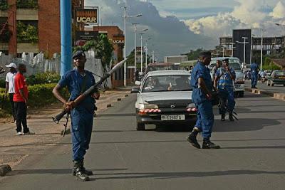 Breaking! Burundi Youth Threaten To 'Impregnate' Opposition Women