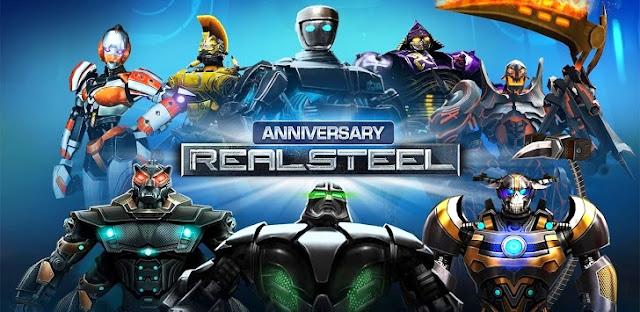 Real Steel v1.33.4 APK Download Full Version