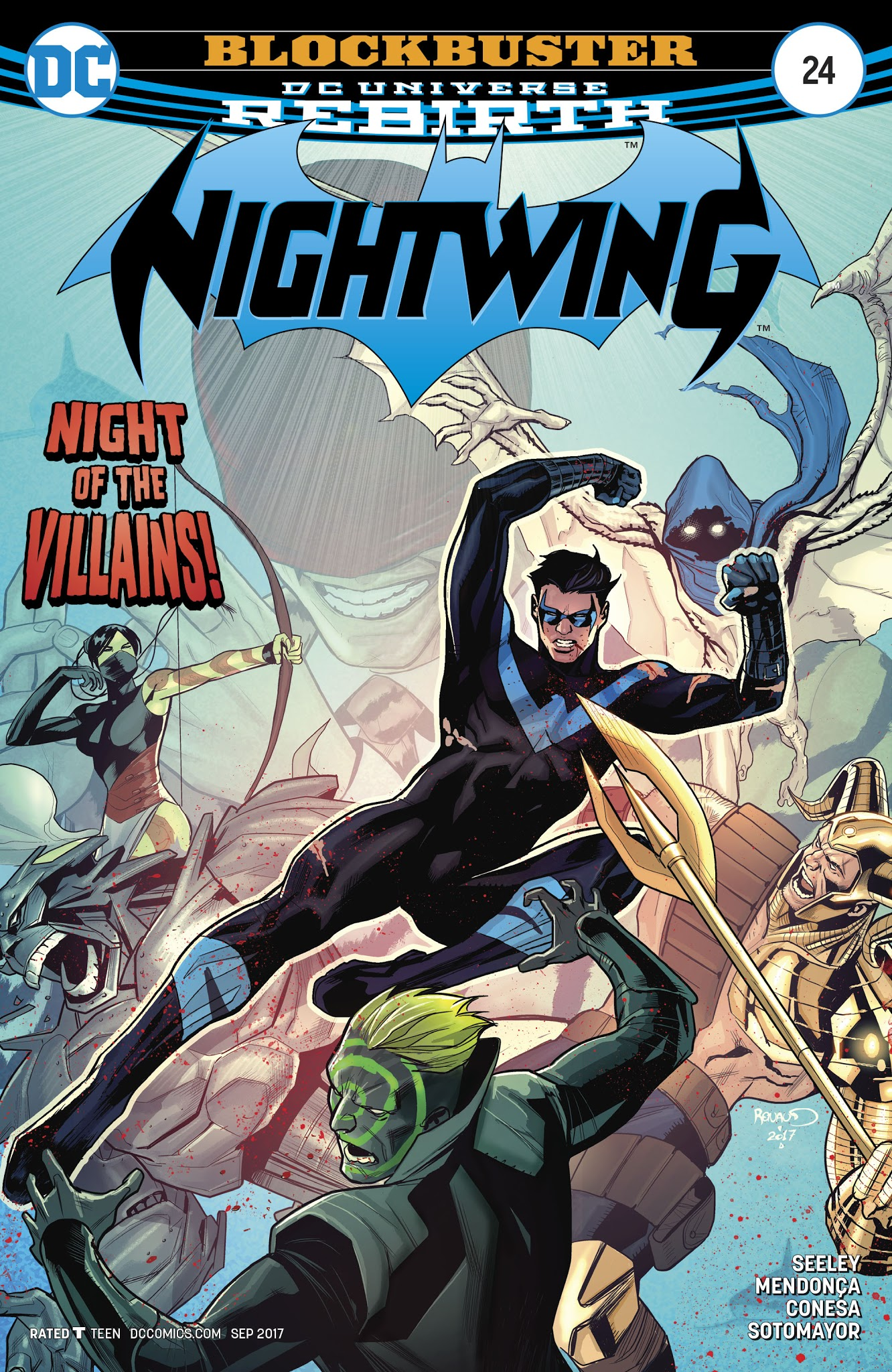 Nightwing (2016) 24 Page 1