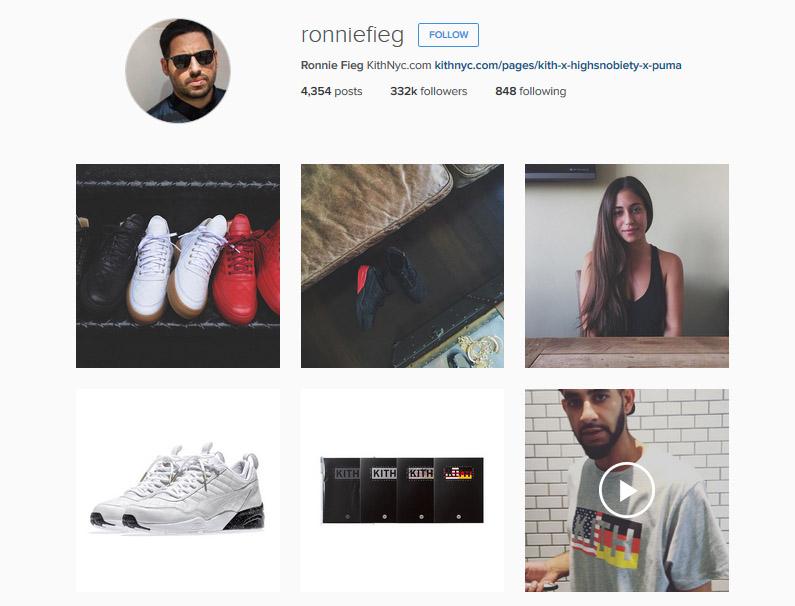 10+ Akun Instagram Populer Buat Penggila Sepatu Sneakers