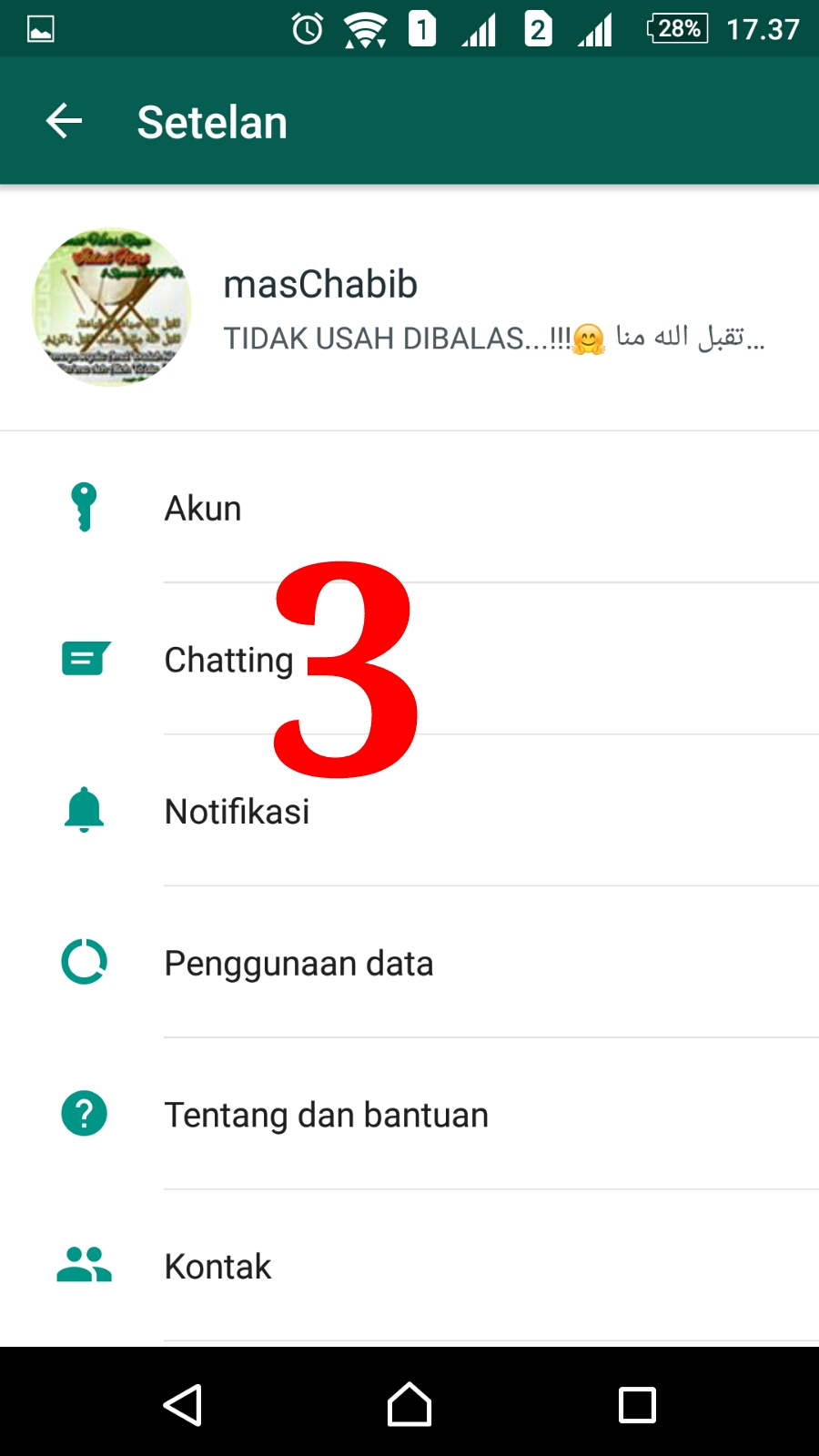 data chat