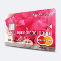 200 zł do Zalando za wyrobienie karty kredytowej w Banku Millennium