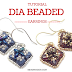 How to Make Framed Dia or Silky Beaded Earrings