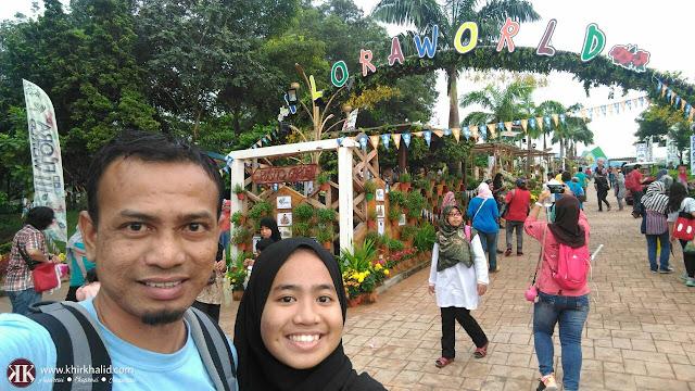 Flora World MAHA 2016,