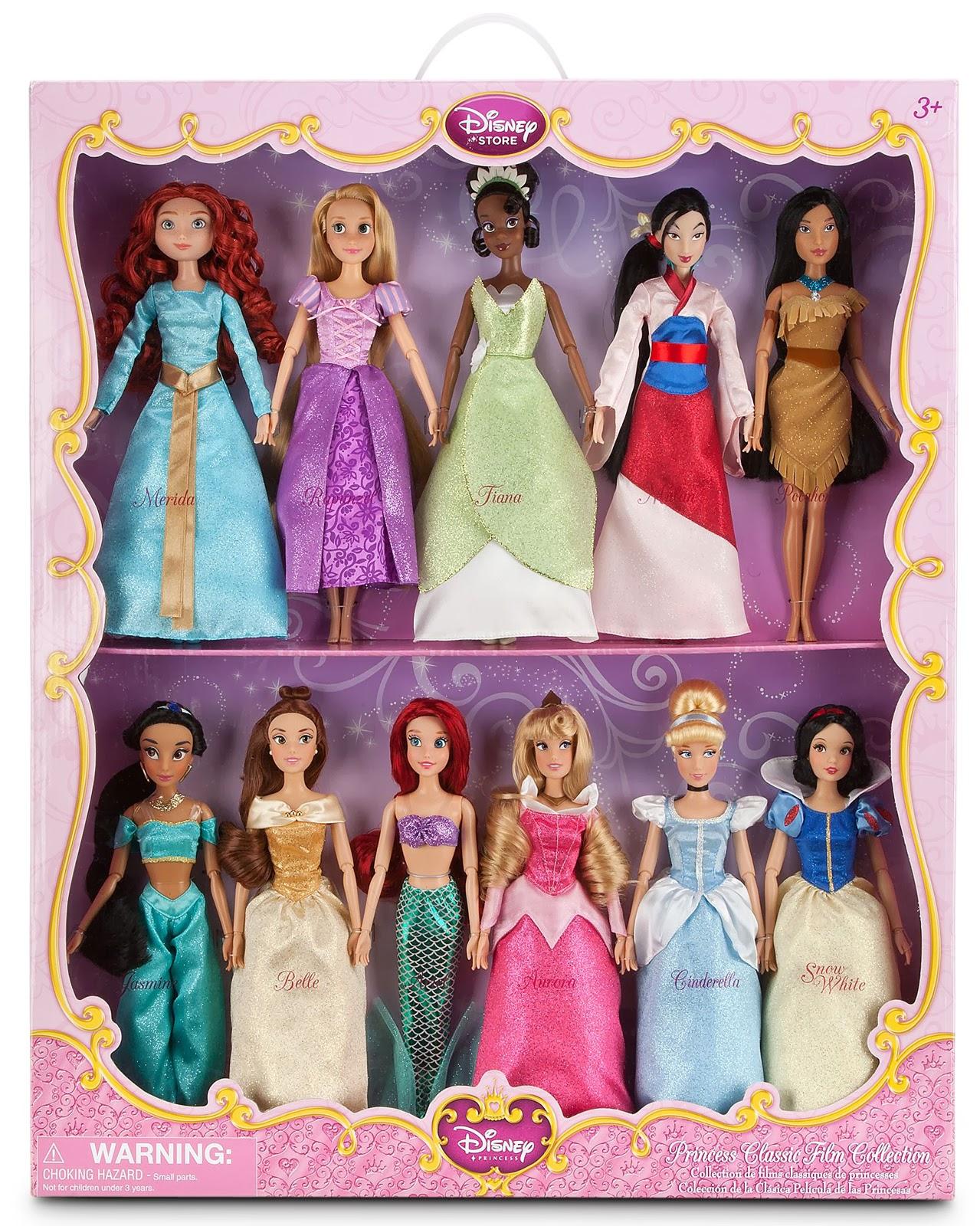 Filmic Light - Snow White Archive: 2013 Disney Princess ...