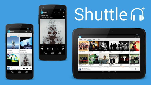 Shuttle+ Music Player V2.0.4-beta2 [Paid]