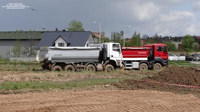 Tatra Phoenix i MAN TGS 41.440, KH-KIPPER, AUTOSTRADA-POLSKA