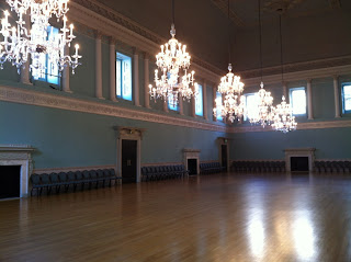 Assembly Rooms at Bath