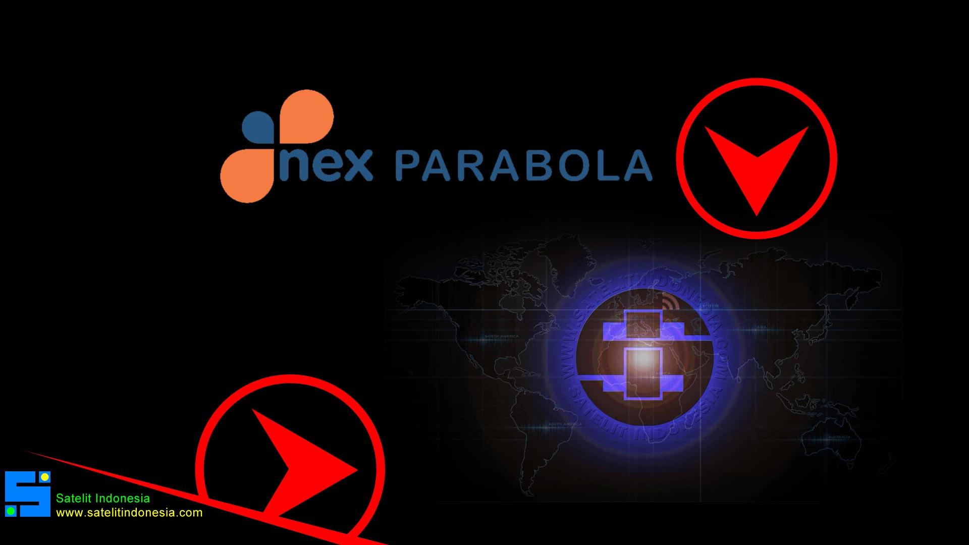 Cara Mengubah Boot Logo Receiver Nex Parabola Merah