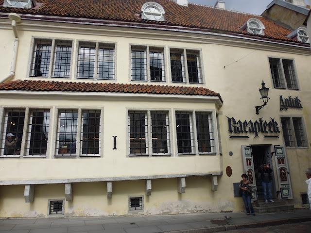 Farmacia (Raeapteek) de Tallinn