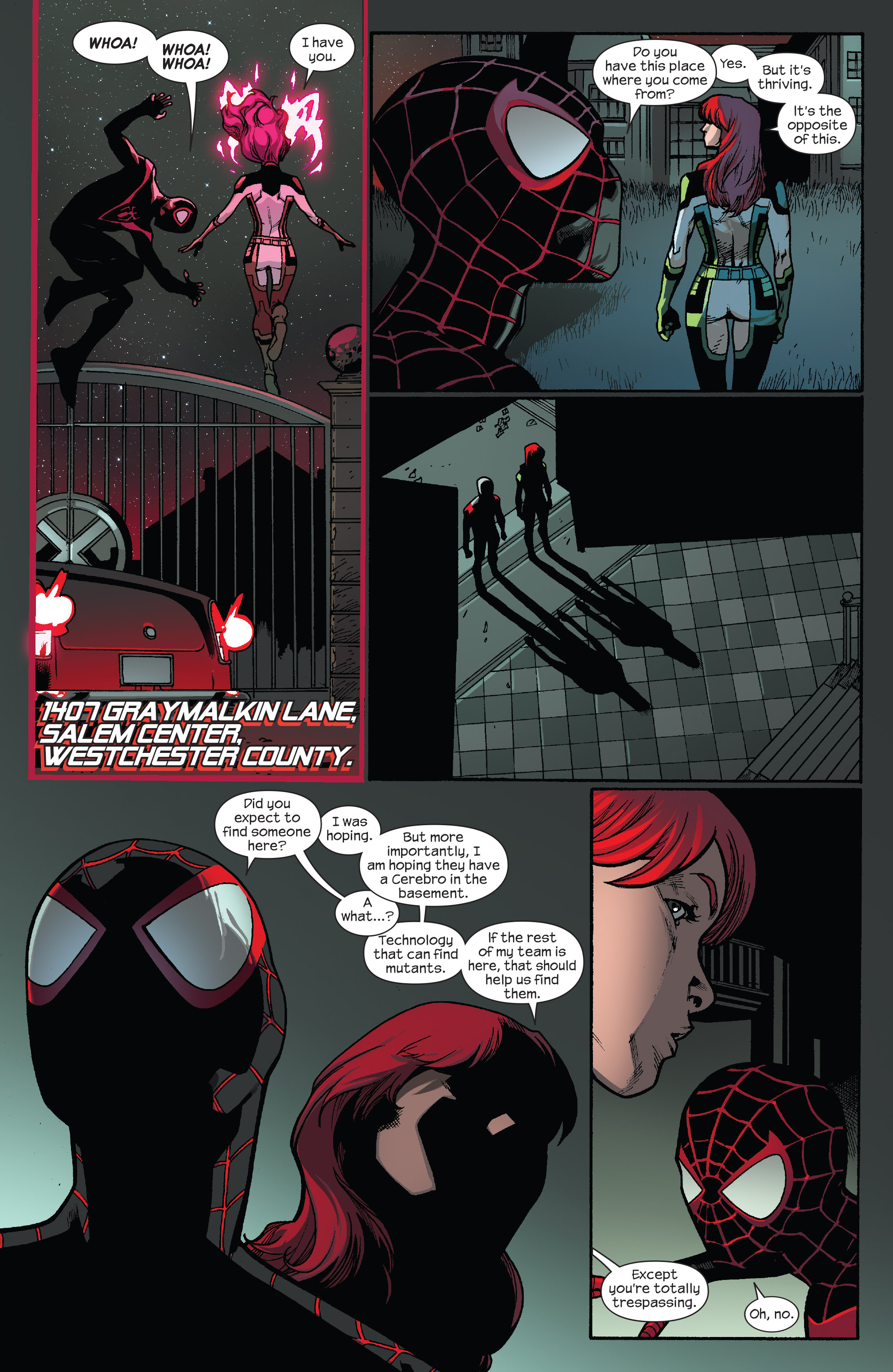 Read online All-New X-Men (2013) comic -  Issue #33 - 18