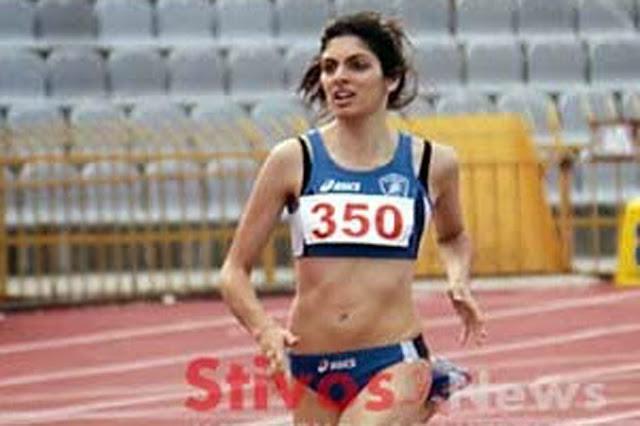 Χρυσό μετάλλιο η Κωνσταντίνα Γιαννοπούλου στο πανελλήνιο στίβου