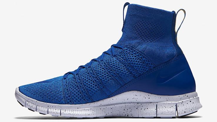 deb3141c3194 Blue Nike Free Mercurial Superfly 2016 Shoes Revealed - Footy Headlines