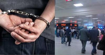إيقاف ليبيّان تحرّشا بفتاة داخل مطار تونس قرطاج وتسبب في هلع وعنف في المكان