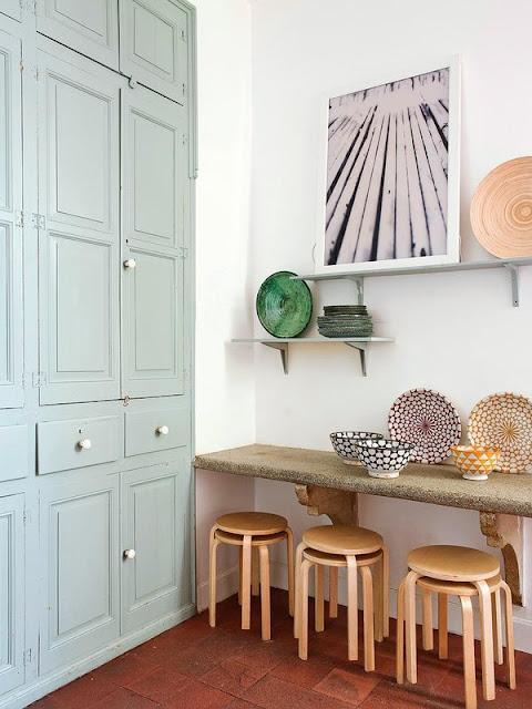 Дизайн-проекты. Творческая квартира испанского фотографа