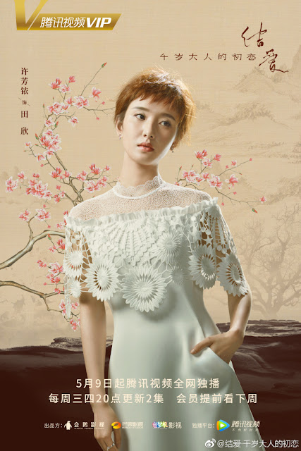 Xu Fang Yi Character poster The Love Knot: His Excellency's First Love