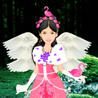 Games2rule Swan Fairy Girl Escape