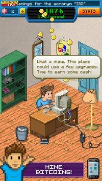 لعبة واقعية لمحبي البيتكوين bitcoin billionaire apk