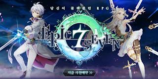 Epic Seven - Global Server Pre-Registration Up