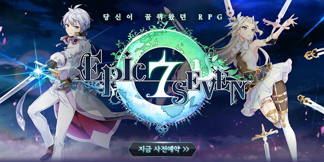 Epic Seven - Global Server Pre-Registration Up