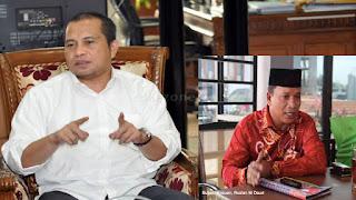 Monitoring Dana Desa, Menteri Marwan Apresiasi Kinerja Bupati Bireuen