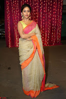 Anu Emanuel Looks Super Cute in Saree ~  Exclusive Pics 012.JPG