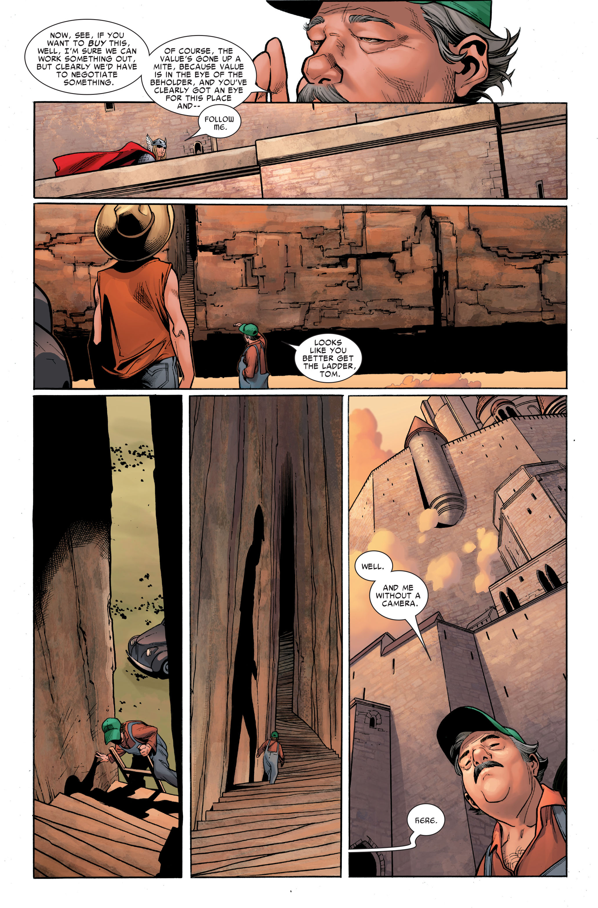 Thor (2007) Issue #2 #2 - English 20