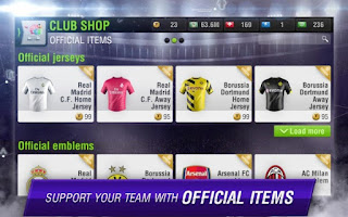 Top Eleven Mod Apk Unlock all Fitures